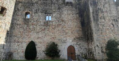 Castillo de Arenas de San Pedro — Castillo de La Triste Condesa