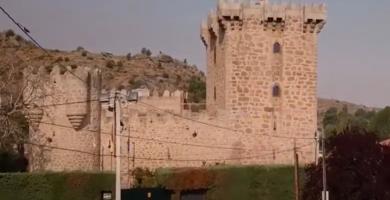 Castillo de VIllaviciosa