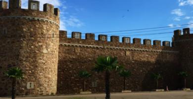 Castillo Alija del INfantado